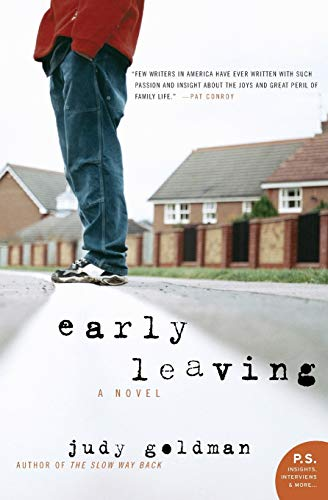 9780060594596: Early Leaving: A Novel