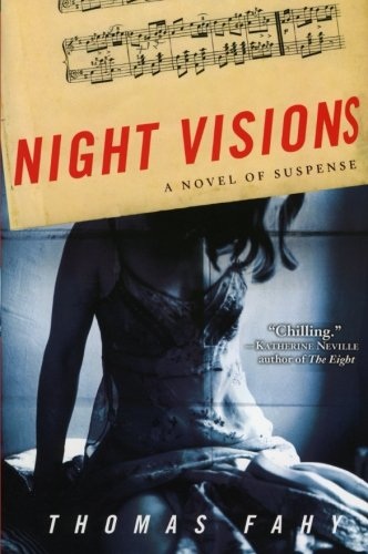 9780060594626: Night Visions: A Novel of Suspense