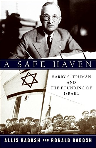9780060594633: A Safe Haven: Harry S. Truman and the Founding of Israel