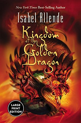 9780060594749: Kingdom of the Golden Dragon (Large Print)