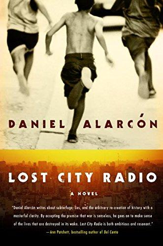 Lost City Radio *SIGNED* Includes ARC: Alarcon, Daniel