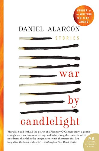 9780060594800: War by Candlelight: Stories