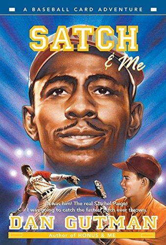 9780060594930: Satch & Me (Baseball Card Adventures)