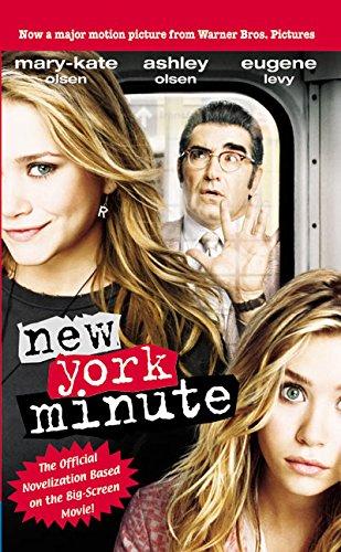 9780060595098: New York Minute: The Movie Novelization