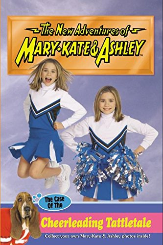 9780060595128: The Case of the Cheerleading Tattletale (New Adventures of Mary-Kate & Ashley)