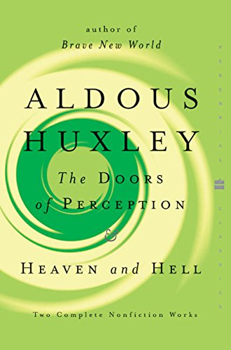 9780060595180: The Doors of Perception & Heaven and Hell:  Two Complete Nonfiction Works  (Perennial Classics)