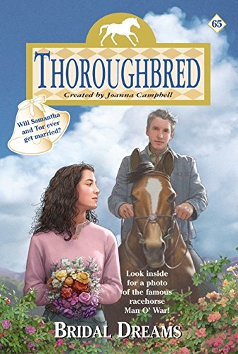9780060595241: Thoroughbred #65: Bridal Dreams