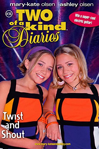9780060595296: Twist and Shout (Two of a Kind #36)