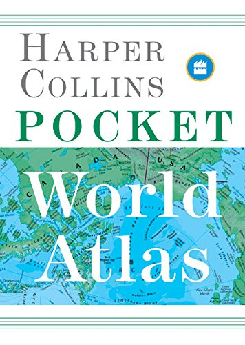 9780060595319: HarperCollins Pocket World Atlas