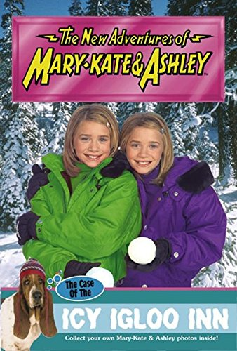 9780060595951: New Adventures of Mary-Kate & Ashley #45: The Case of the Icy Igloo Inn: (The Case of the Icy Igloo Inn)