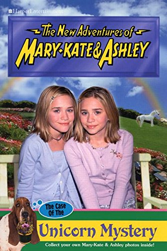 9780060595968: New Adventures of Mary-Kate & Ashley #46: The Case of the Unicorn Mystery: The Case of the Unicorn Mystery
