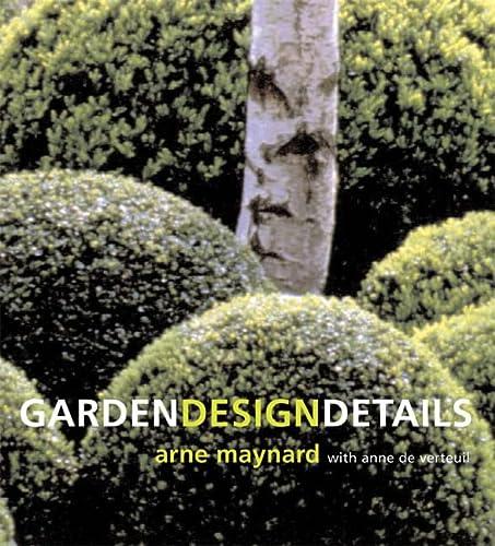 9780060596316: Garden Design Details