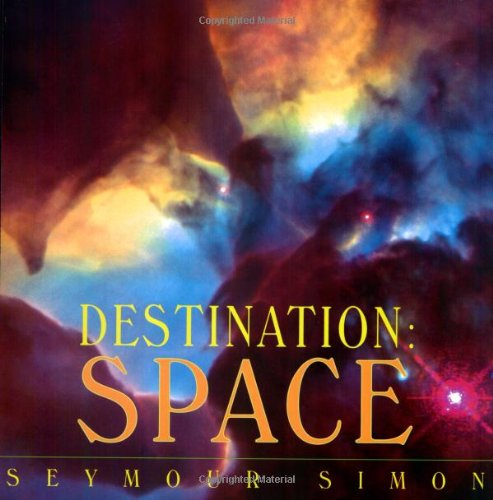 9780060596811: Destination: Space (Destination (HarperCollins Publishers Paperback))