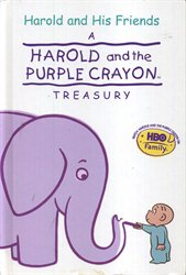 9780060597054 Harold And The Purple Crayon Treasury 4 Books In 1