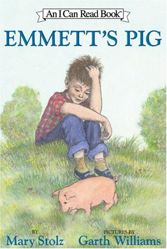 Emmett's Pig (I Can Read Book 2): Stolz, Mary