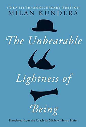 9780060597184: The Unbearable Lightness of Being: Twentieth Anniversary Edition