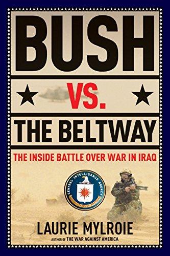 9780060597269: Bush vs. the Beltway: The Inside Battle over War in Iraq
