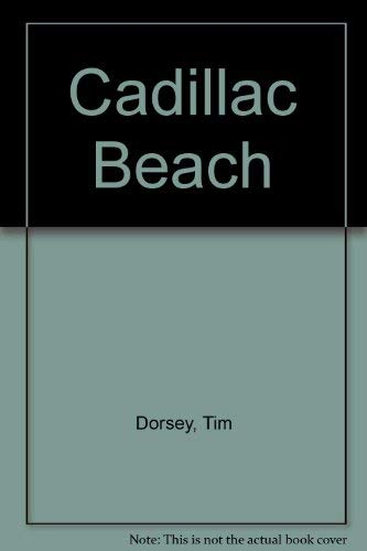 9780060597313: Cadillac Beach: A Novel (Serge Storms)
