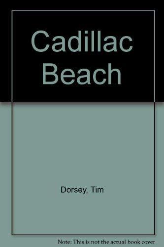 9780060597313: Cadillac Beach: A Novel (Serge Storms)