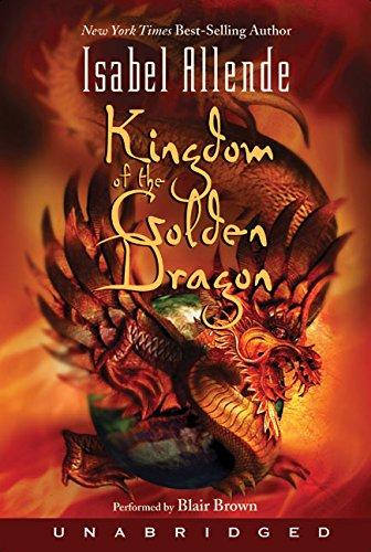 9780060597597: Kingdom Gldn Dragon Ubr Cas: Kingdom Gldn Dragon Ubr Cas
