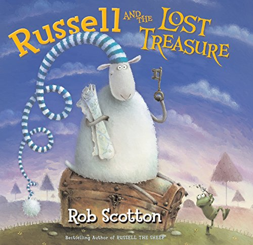 9780060598518: Russell and the Lost Treasure