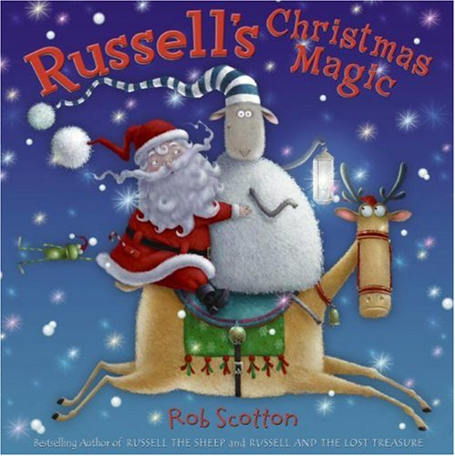 9780060598556: Russell's Christmas Magic