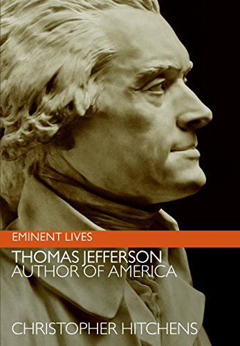 9780060598969: Thomas Jefferson: Author of America (Eminent Lives)