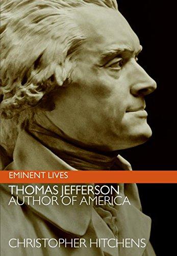9780060598969: Thomas Jefferson: Author of America (Eminent Lives)