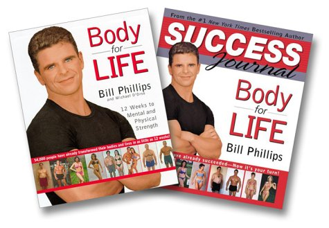 9780060599621: Bill Phillips Body For Life Two-Book Set (Body For Life, Body for Life Success Journal)