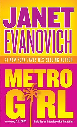 9780060599829: Metro Girl (Alex Barnaby Series, No. 1)