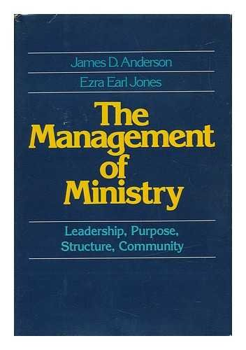 9780060602352: The Management of Ministry