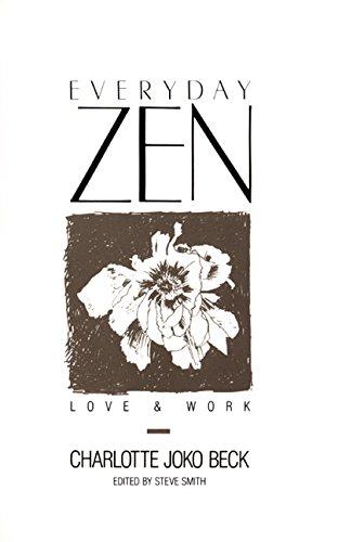 9780060607340: Everyday Zen: Love & Work