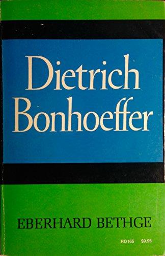 9780060607715: Dietrich Bonhoeffer (English and German Edition)