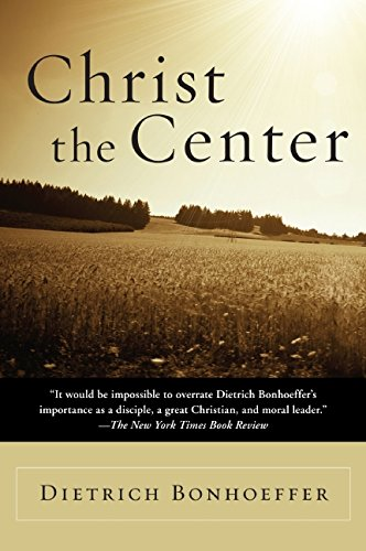 9780060608118: Christ the Center (Harper's Ministers Paperback Library)