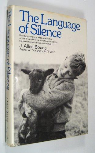 9780060609115: Language of Silence