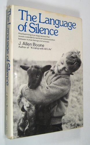 9780060609115: Language of Silence