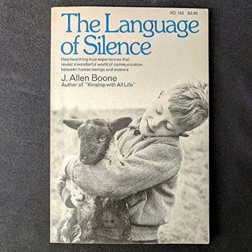 9780060609139: Language of Silence