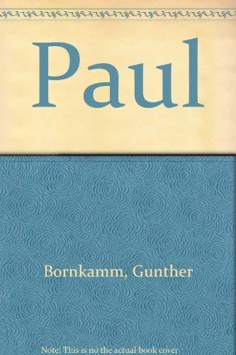 9780060609931: Paul