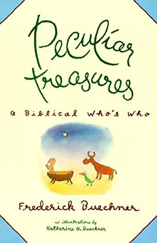 9780060611415: Peculiar Treasures: A Biblical Who's Who