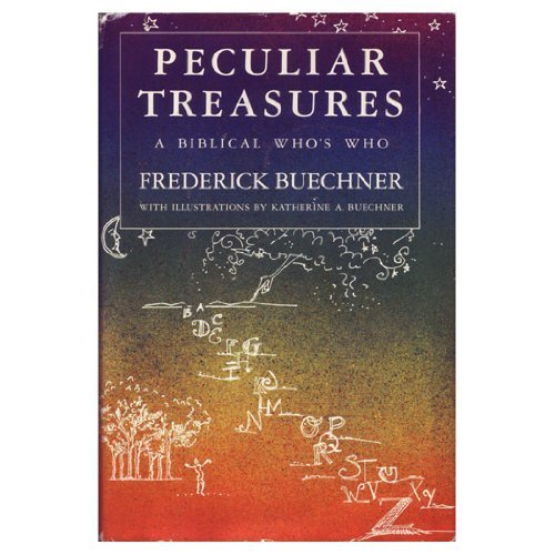 9780060611576: Peculiar Treasures: A Biblical Who's Who