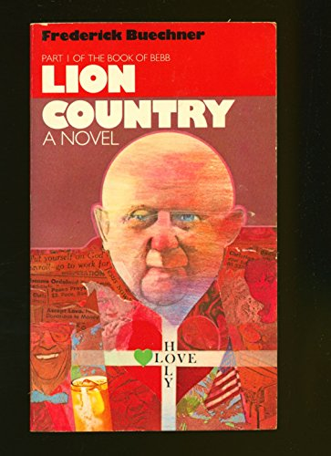 9780060611644: Lion Country: Part One of the Book of Bebb