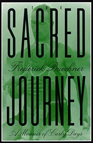 9780060611835: The Sacred Journey: A Memoir of Early Days