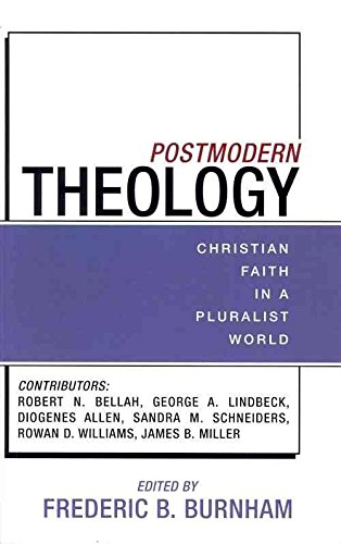 9780060612313: Postmodern Theology: Christian Faith in a Pluralist World