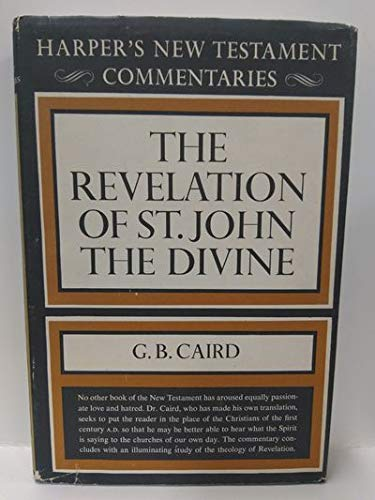 9780060612962: The Revelation of St. John the Divine