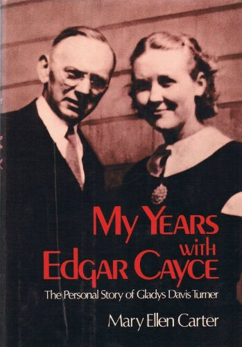9780060613181: My Years with Edgar Cayce the Personal Story of Gladys Davis Turner