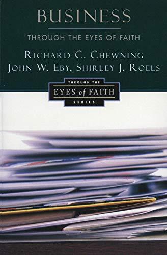 9780060613501: Business Through the Eyes of Faith