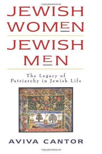 9780060613594: Jewish Women: The Legacy of Patriarchy in Jewish Life