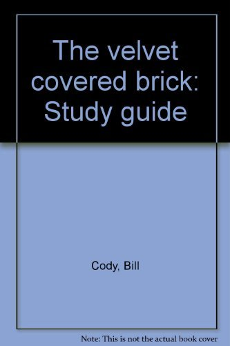 9780060615079: A Study Guide for The Velvet Covered Brick