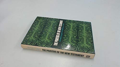 9780060615116: THE PRAYERS OF THE NEW TESTAMENT.