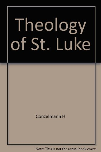 9780060615703: Theology of St. Luke